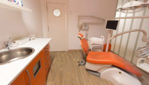 Dental surgery plumbing