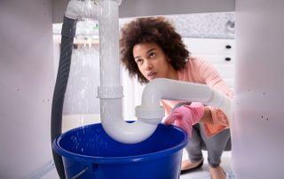 kitchen plumbing maintenance